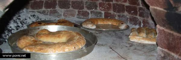 El horno y la cocina hornos de le a - Cocinar horno de lena ...