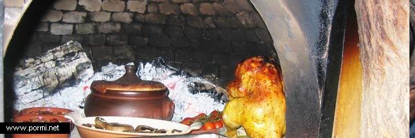 Ventajas de cocinar al horno hornos de le a - Cocinar horno de lena ...